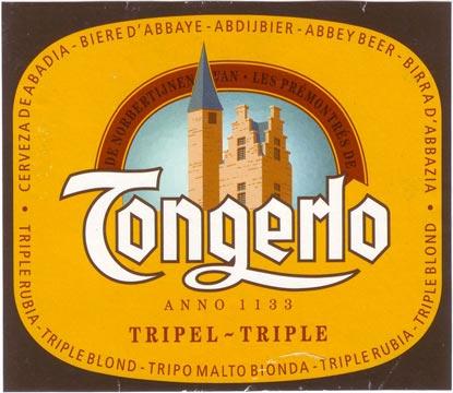 Tongerlo Tripel Blond