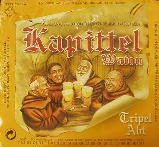 #230 - Het Kapittel Tripel Abt